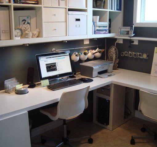 صور ديكورات مكاتب سيدات مصر Corner Desk Home Decor Home