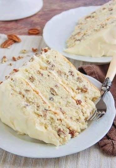 Cooking & Recipes: BUTTER PECAN CAKE