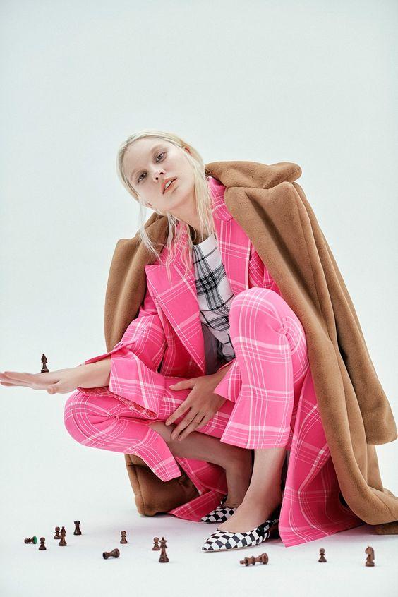 Photographer: Ivan Erick Menezes. Stylist: Alexandra benenti. Beauty: Liege Wisniewski. Model: Eve Moraes.