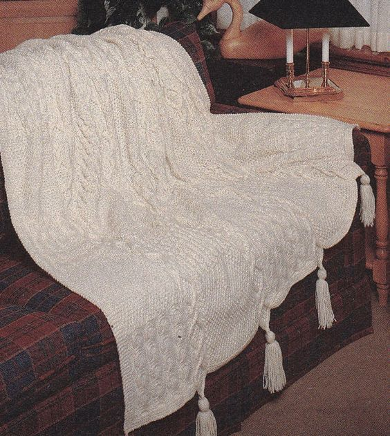 Free Afghan Knitting Patterns Circular Needles : Pinterest   The world s catalog of ideas
