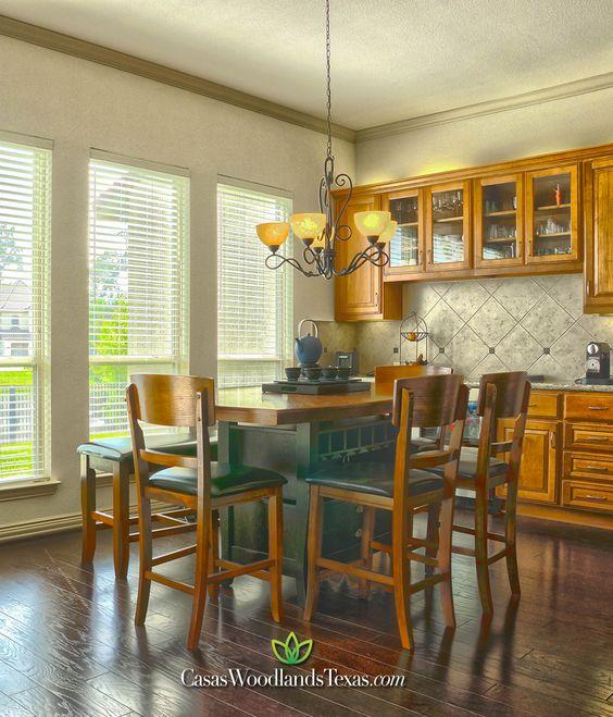 #Casas #Interiores #Comedor #Cocina