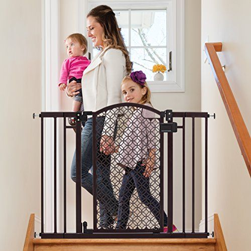 Summer Infant Modern Home Decorative Walk Thru Gate Baby Gates Best Baby Gates Baby Gate For Stairs