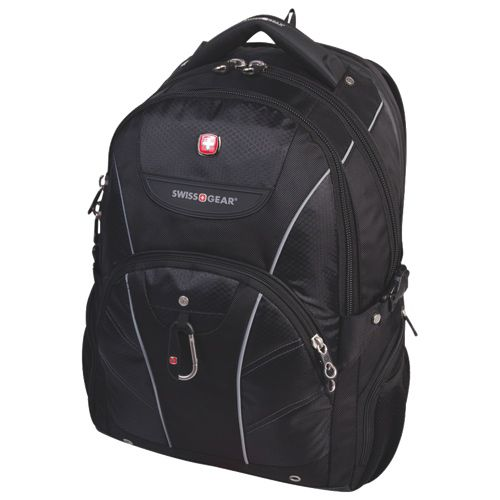 "For toting around all my new gear - Swiss Gear 17.3"" Laptop ..."