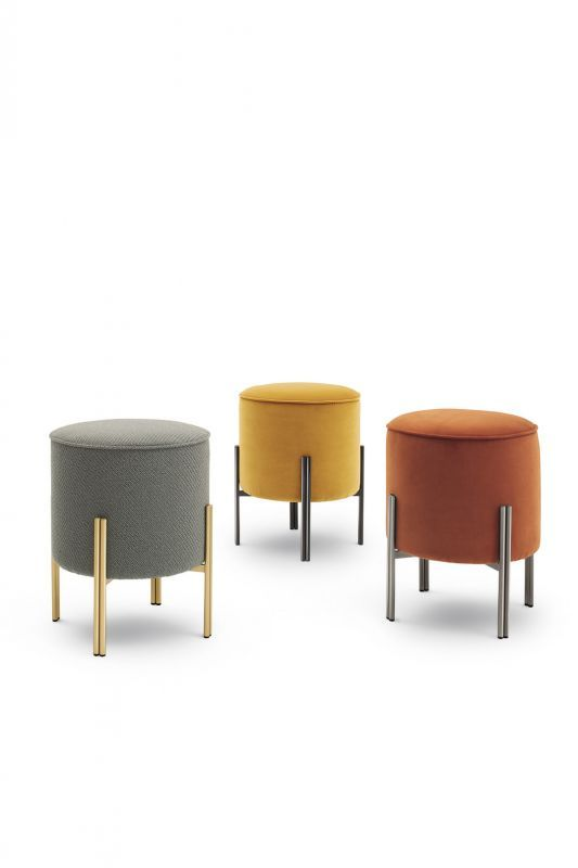 Puffoso Bontempi Pouf In 2020 Contemporary Furniture Soft