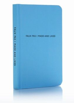 Archie Grand Faux Pas I Made and Liked ... i so want this notebook <3