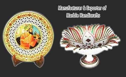 Marble Handicrafts Marble Vase Marble Handicraft