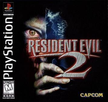 Resident Evil 2 Disc 2 Claire