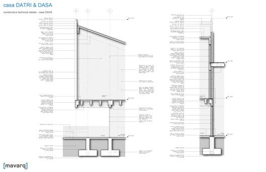 Datri Dasa House Escantillones Concrete Architectural Materials Weekend House