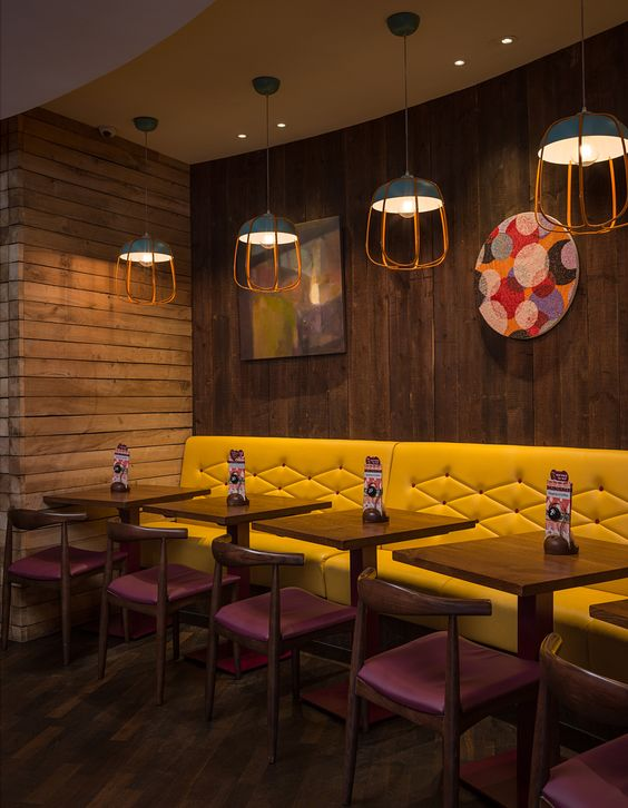 Casual Dining Restaurant Interior Design : Restaurant nando s whitechapel london uk by moreno