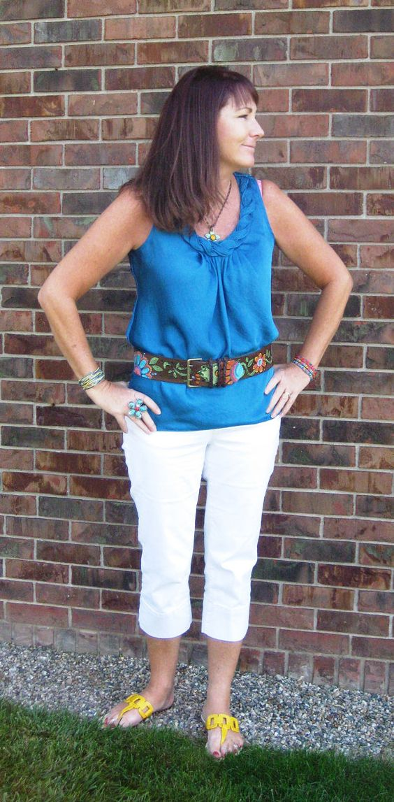 Custom Painted Leather Belt by WallaceWhimsies on Etsy, $55.00