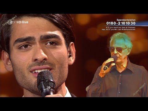 Matteo Andrea Bocelli Fall On Me Padre E Figlio Insieme Un