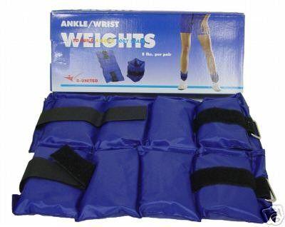 Da Vinci 1 LB Adjustable Ankle or Wrist Weights
