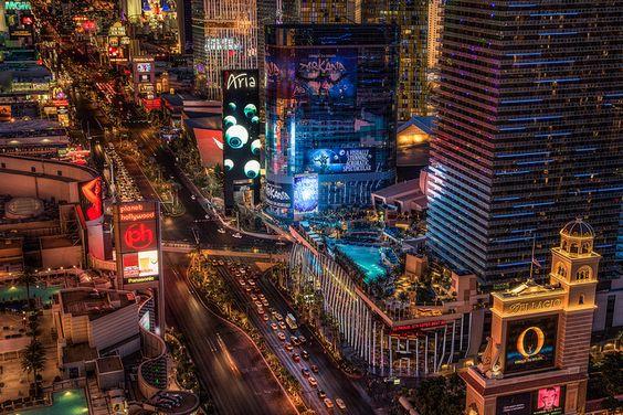 Las Vegas Strip View | #LasVegas: