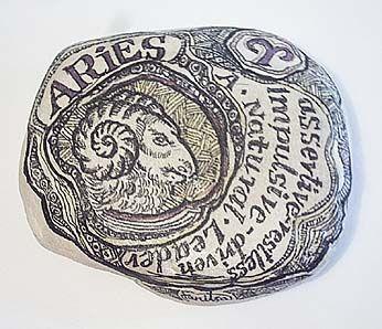 Zodiac stones
