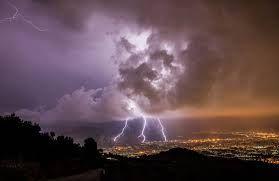 tempeste di fulmini -