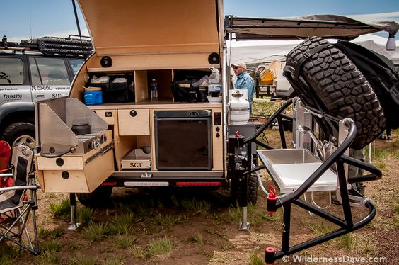 Teardrop trailer, Trailers and Teardrop campers on Pinterest