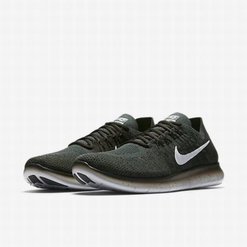 Nike Free Rn Flyknit 2017 Mens Running Shoes 15 Vintage Green 880843 300 Running Shoes For Men Man Running Running Shoes