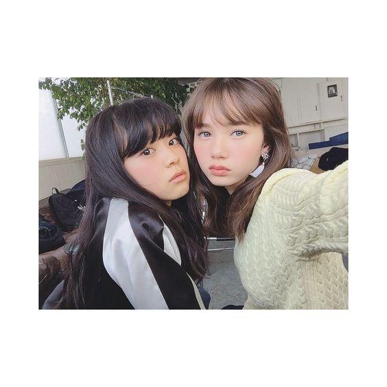 坂井仁香とマーシュ彩