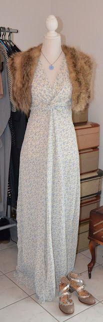Zwölf Kleider hat das Jahr - Mein Augustkleid!