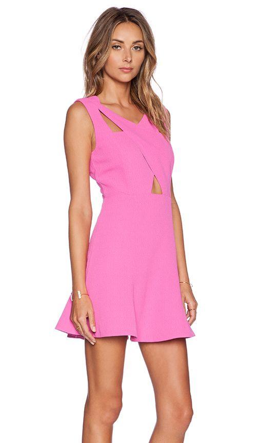 Comprar J.O.A. VESTIDO em Fuchsia Pink at REVOLVE. Devolução e envio de 2 a 3 dias grátis, correspondência de preço de 30 dias garantida