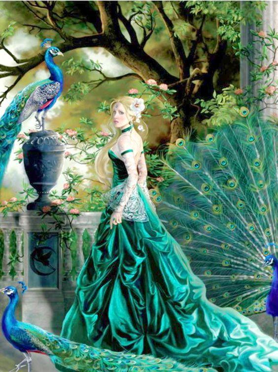 Nene Thomas Prints | ... Fantasy Fairy Ceaco 750 Piece Jigsaw Puzzle Artist Nene Thomas | eBay: