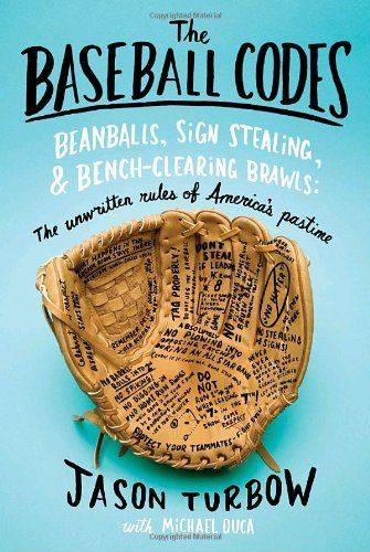 The Baseball Codes: Beanballs, Sign Stealing, and Bench-Clearing Brawls: The Unwritten Rules of America's Pastime $16.50