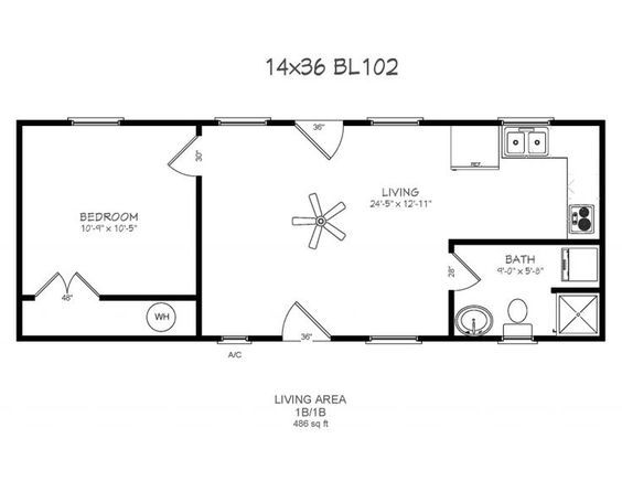 Here S An Idea For A Cabin Or Tinyhome Stop In And We Ll Show You What S Available For Your Next Shed House Plans Tiny House Floor Plans Cabin Floor Plans