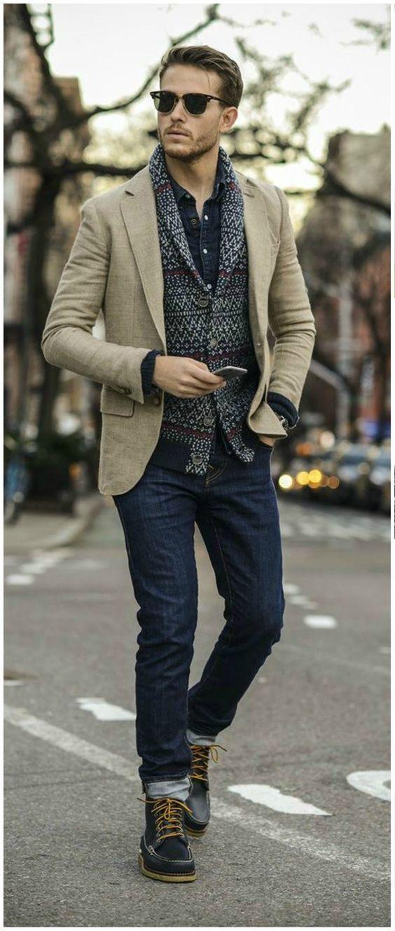 men street fashion 2017