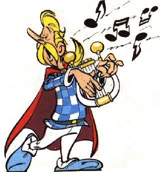 Assurancetourix le barde ast rix pinterest blog et - Asterix gratuit ...