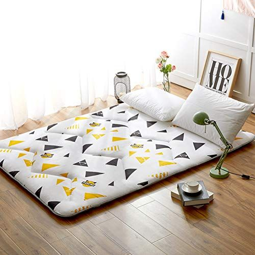 Thickened Single Bed Mat Folding Floor Mat Sleeping Mat Student