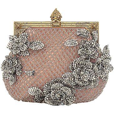 Valentino Embellished Clutch: