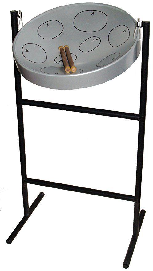 Jumbie Jam Steel Drum Musical Instrument Steel Finish Steel Drum Drum Musical Instrument Steel