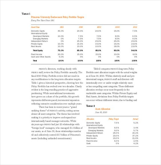 Treasurer Report Template - 10+ Free Sample, Example, Format - finance report format
