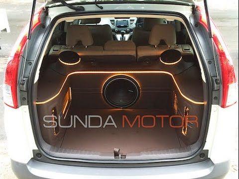 How To Install Speakers In A 2004 Honda Crv Tutorial Youtube Honda Crv Audio Design Honda