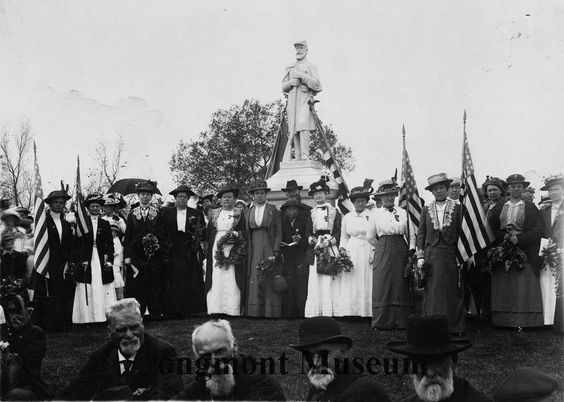 Armistice Day at Mtn View Cemetery Date Range from 1888 to 1900 Longmont, Colorado