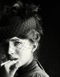 Anna Karenina inspired shoot by Sobaka