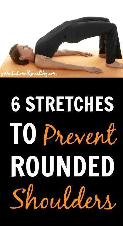 6 Stretches to Prevent Rounded Shoulders