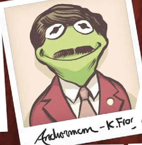 Kermit Burgandy