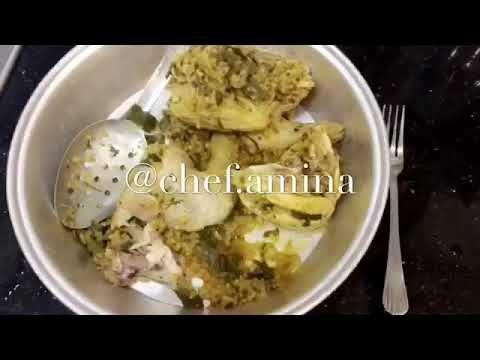 مضروبة ورق العنب شيف أمينة Youtube Cooking Food Breakfast