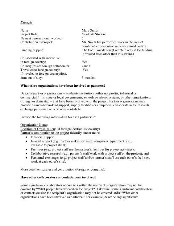 Research Project Progress Report Template 2