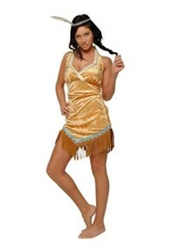 Indian costume.  Disfraz de India sexy adulto.