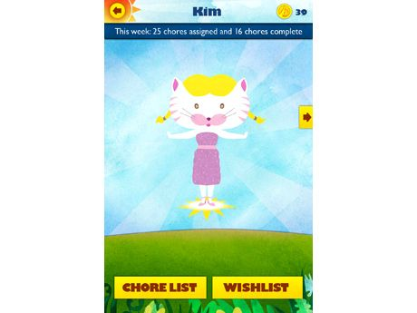 You Rule Chores, New App for Kids!: