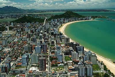 Vila Velha - Es, Brasil. (the city where I live)