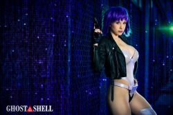 Ghost in the Shell - Stand Alone Complex by CrystalGraziano