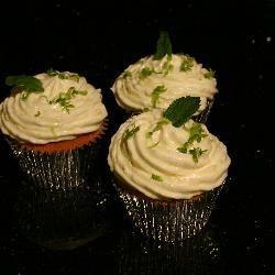 Cupcakes con Sabor a Mojito @ allrecipes.com.ar