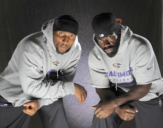 Ray Lewis, Ed Reed enter the twilight of their careers working toward another playoff run