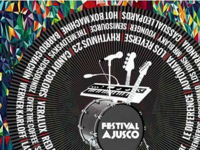 #ApoyaAlTalentoLocal: Festival Ajusco 2014
