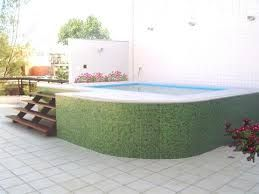 Resultado de imagen para piscina pequena