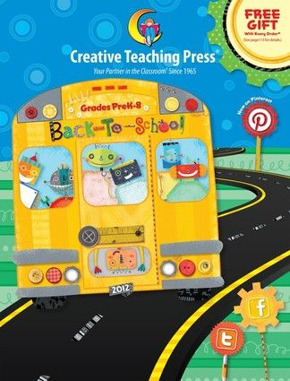 The 2012 Back-to-School Catalog is Here! Check it out online now...