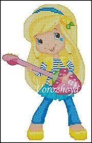 Resultado de imagem para vorozheya cross stitch